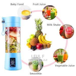 Portable Rechargeable Battery Juice Blender   Kitchen Appliances for sale in Addis Ababa, Bole