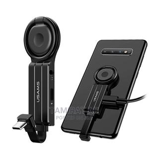 Type-C to 3.5mm Adapter Supports QC3.0 + PD Fast Charging | Accessories & Supplies for Electronics for sale in Addis Ababa, Yeka