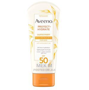 Aveeno Protect + Hydrate SPF 50 | Skin Care for sale in Addis Ababa, Bole