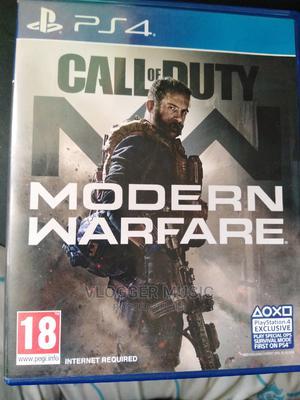 Call of Duty Modern Warfare God of War 4   Video Games for sale in Addis Ababa, Bole
