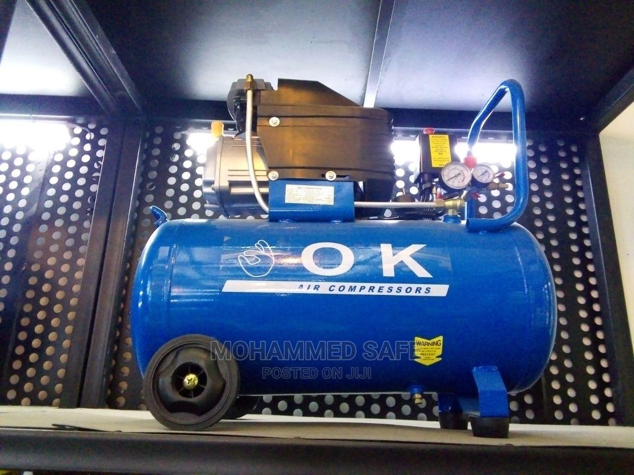 Air Compressor- 50 Liter