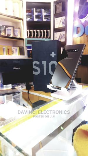 New Samsung Galaxy S10 Plus 128 GB Black | Mobile Phones for sale in Addis Ababa, Bole