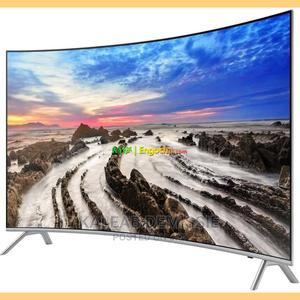 Samsung 8series Crystal UHD 55'' Curved Tv | TV & DVD Equipment for sale in Addis Ababa, Arada