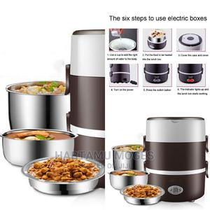 Portable Electric Lunch Box   Kitchen & Dining for sale in Addis Ababa, Akaky Kaliti