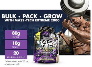 Mass-Tech Extreme   Vitamins & Supplements for sale in Addis Ababa, Bole