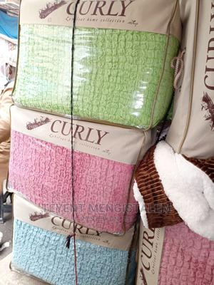 Curly L-shape Sofa Cover   Home Accessories for sale in Addis Ababa, Bole