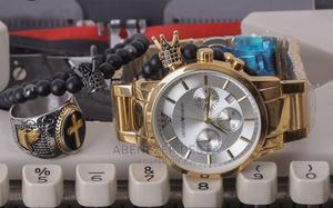 Armani Quality Mens Watch #3dring #Twobracelets | Watches for sale in Addis Ababa, Bole