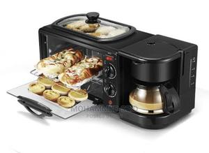 3 in 1 Electric Breakfast Machine Multifunction Coffee Maker | Kitchen Appliances for sale in Addis Ababa, Bole