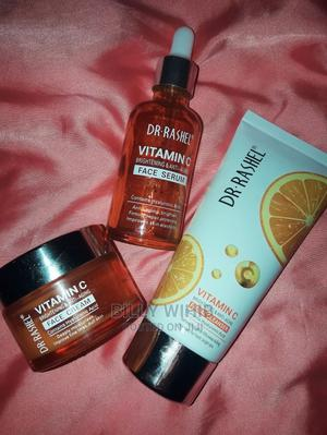 Dr.Rashel Vitamin C Face Products | Skin Care for sale in Addis Ababa, Nifas Silk-Lafto
