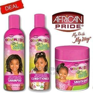 African Pride Dream Kids Hair Products | Hair Beauty for sale in Addis Ababa, Nifas Silk-Lafto