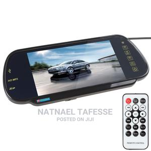 LED Rearview Mirror 7inches | Vehicle Parts & Accessories for sale in Addis Ababa, Akaky Kaliti