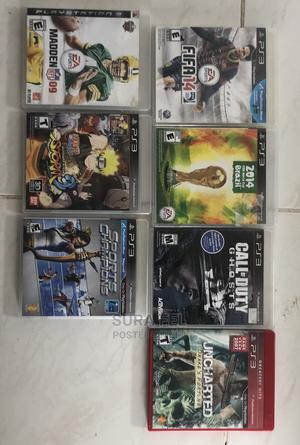 Playstation 3 Games CD   Video Games for sale in Addis Ababa, Bole