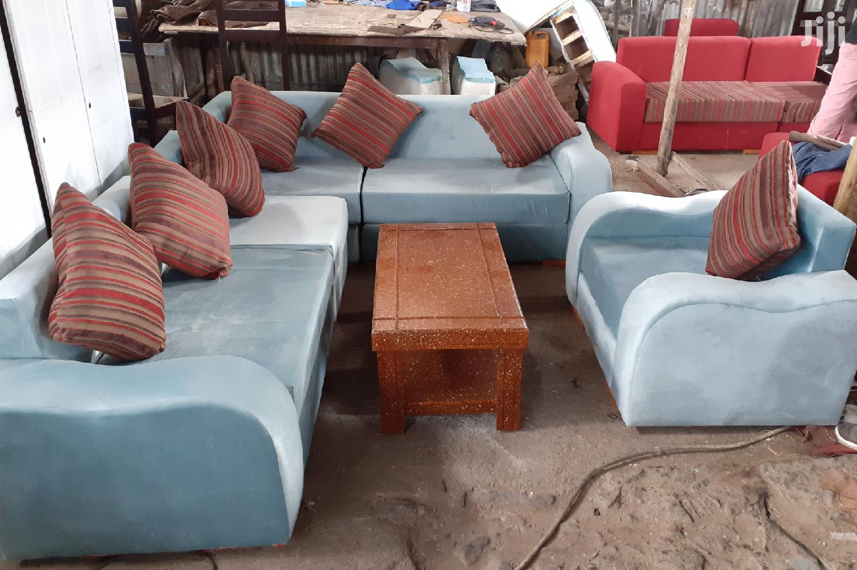 New L- Shape Dolphen Sofa