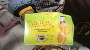 Catherine Sliming Tea ለውፍረት መቀነስ አስፈላጊ   Vitamins & Supplements for sale in Addis Ababa, Nifas Silk-Lafto