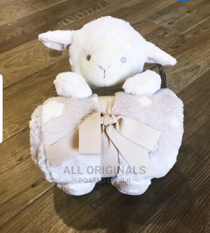 Fleece Blanket With Cuddle Toy - Sheep   Baby & Child Care for sale in Addis Ababa, Bole