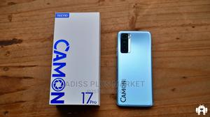 New Tecno Camon 17 Pro 256 GB Black | Mobile Phones for sale in Addis Ababa, Bole