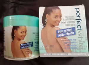 Perfect White Lighting Beauty Cream | Skin Care for sale in Addis Ababa, Nifas Silk-Lafto