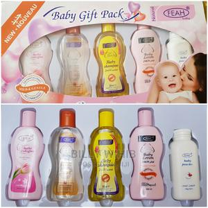 Feah Baby Gift Box | Skin Care for sale in Addis Ababa, Nifas Silk-Lafto