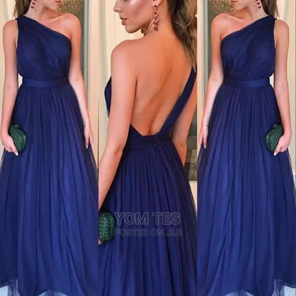 Occasion and Prom Dress for Rent in Light Blue Clr