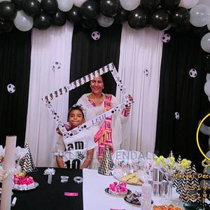Silver Birthday Decor Packages | Party, Catering & Event Services for sale in Addis Ababa, Yeka