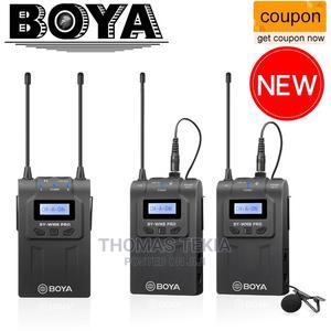 Boya Microphone Wireless | Audio & Music Equipment for sale in Addis Ababa, Bole