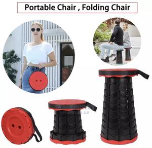 Outdoor Portable Chair Folding   Camping Gear for sale in Addis Ababa, Bole