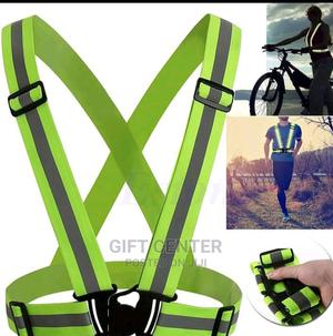 Safety Reflective Adjustable Vest Belt High Visibility Gear | Safetywear & Equipment for sale in Addis Ababa, Bole