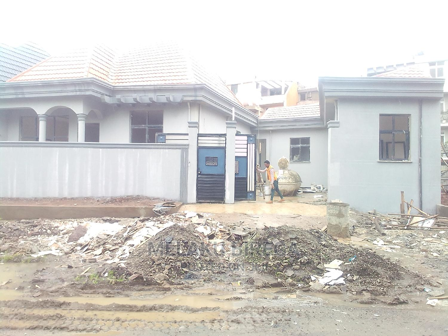 Furnished 6bdrm House in መኖሪያ, Nifas Silk-Lafto for Sale
