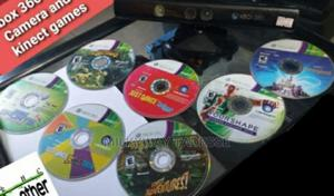 Xbox 360 Camera and 6 Games Disk Dvd | Video Games for sale in Addis Ababa, Nifas Silk-Lafto
