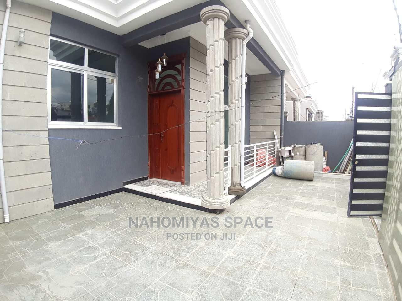 Furnished 3bdrm House in Nahom, Bole for Sale
