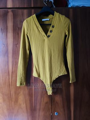 Yellow Top | Clothing for sale in Addis Ababa, Bole