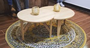Circular Coffee Table | Furniture for sale in Addis Ababa, Bole