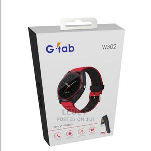 G-Tab W302 Smart Watch With Sim Card | Watches for sale in Addis Ababa, Bole