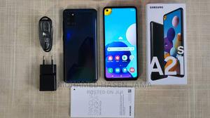New Samsung Galaxy A21s 64 GB Blue   Mobile Phones for sale in Addis Ababa, Bole