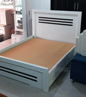 New Very Quality 1.50cm Bed | Furniture for sale in Addis Ababa, Yeka
