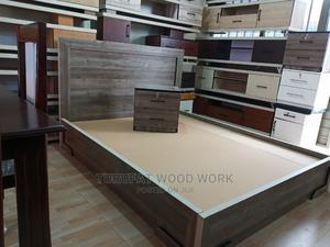 New Laminated 1.50cm Bed | Furniture for sale in Addis Ababa, Yeka