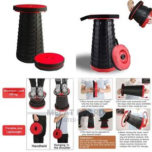 Portable Retractable Travel Stool | Home Accessories for sale in Addis Ababa, Bole