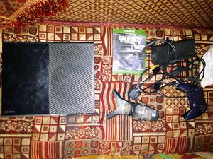 Xbox One With 5cd,2wires,Controller Charger One Controller | Video Games for sale in Addis Ababa, Bole