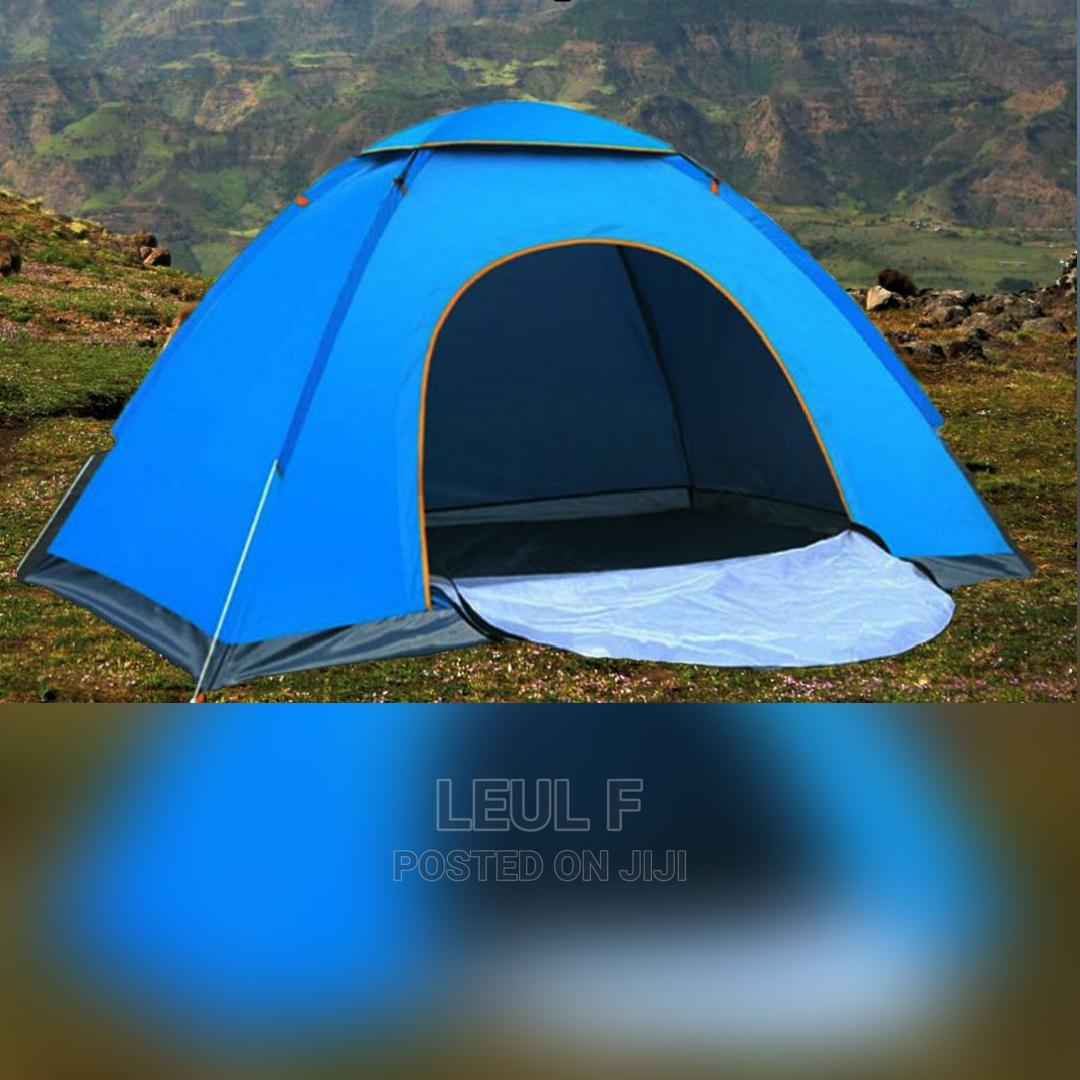 Automatic Tent (ድንኳን)