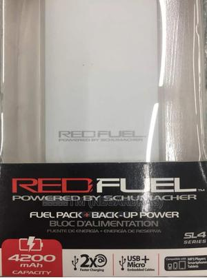Red Fuel. Power Bank(AMERICAN STANDARD) | Accessories for Mobile Phones & Tablets for sale in Addis Ababa, Arada