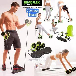 Revoflex Home Gym - ጂምዎን በቤትዎ | Sports Equipment for sale in Addis Ababa, Bole
