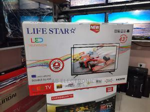 Tv 43inch Lifestar   TV & DVD Equipment for sale in Addis Ababa, Kolfe Keranio