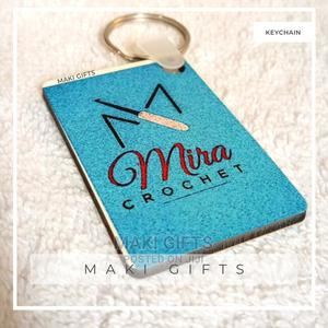 Keychain Color Print | Arts & Crafts for sale in Addis Ababa, Nifas Silk-Lafto