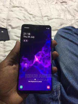 Samsung Galaxy S9 Plus 64 GB Black   Mobile Phones for sale in Addis Ababa, Kirkos