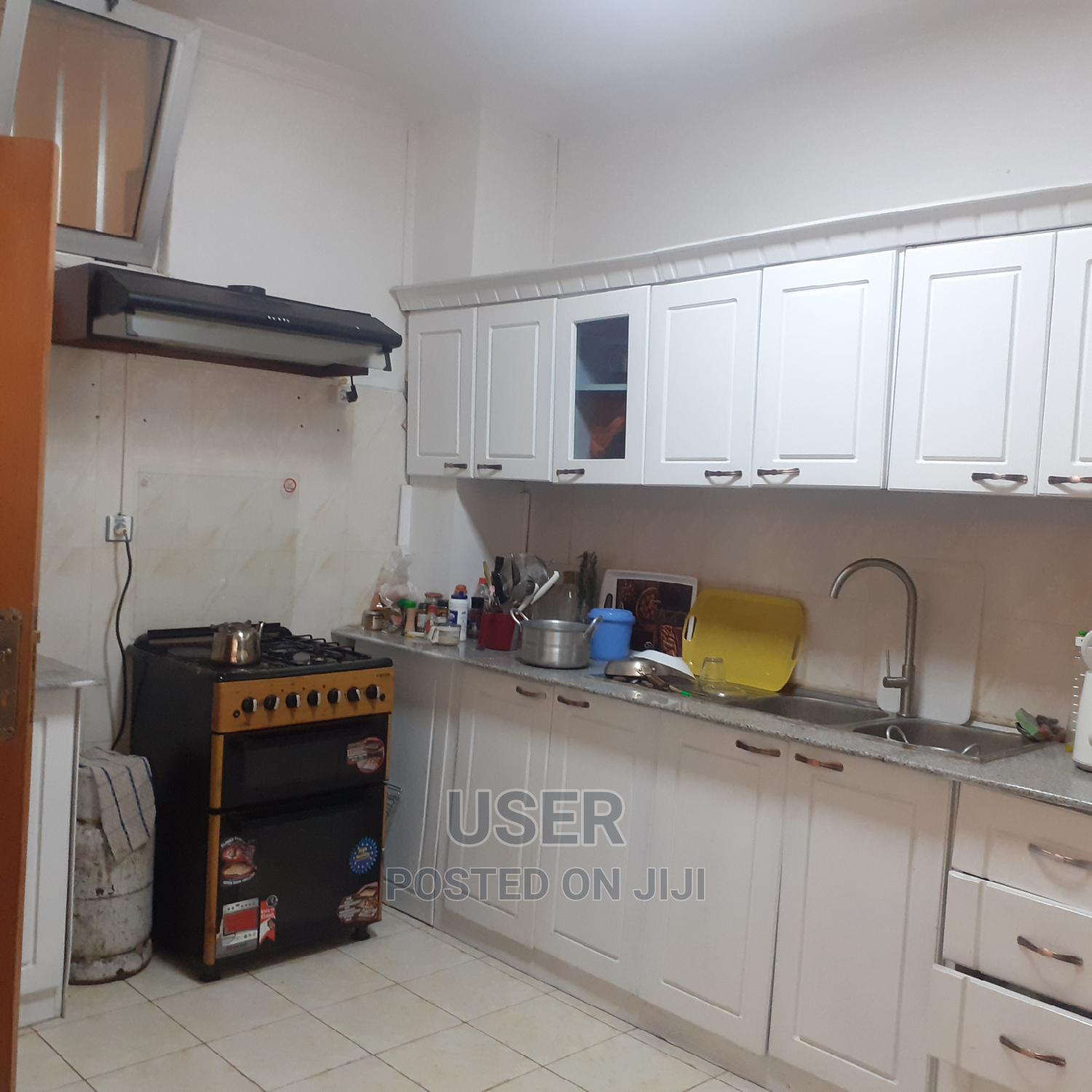 Furnished 3bdrm Apartment in Noah, Kirkos for Rent
