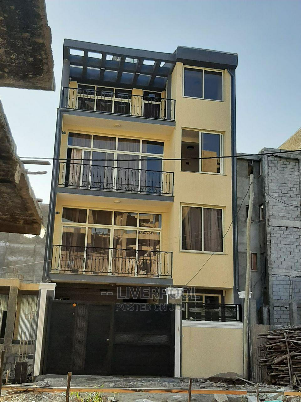Furnished 6bdrm House in X, Bole for Sale
