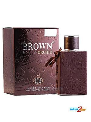 Fragrance World Brown Orchid Eau De Parfum | Fragrance for sale in Addis Ababa, Bole