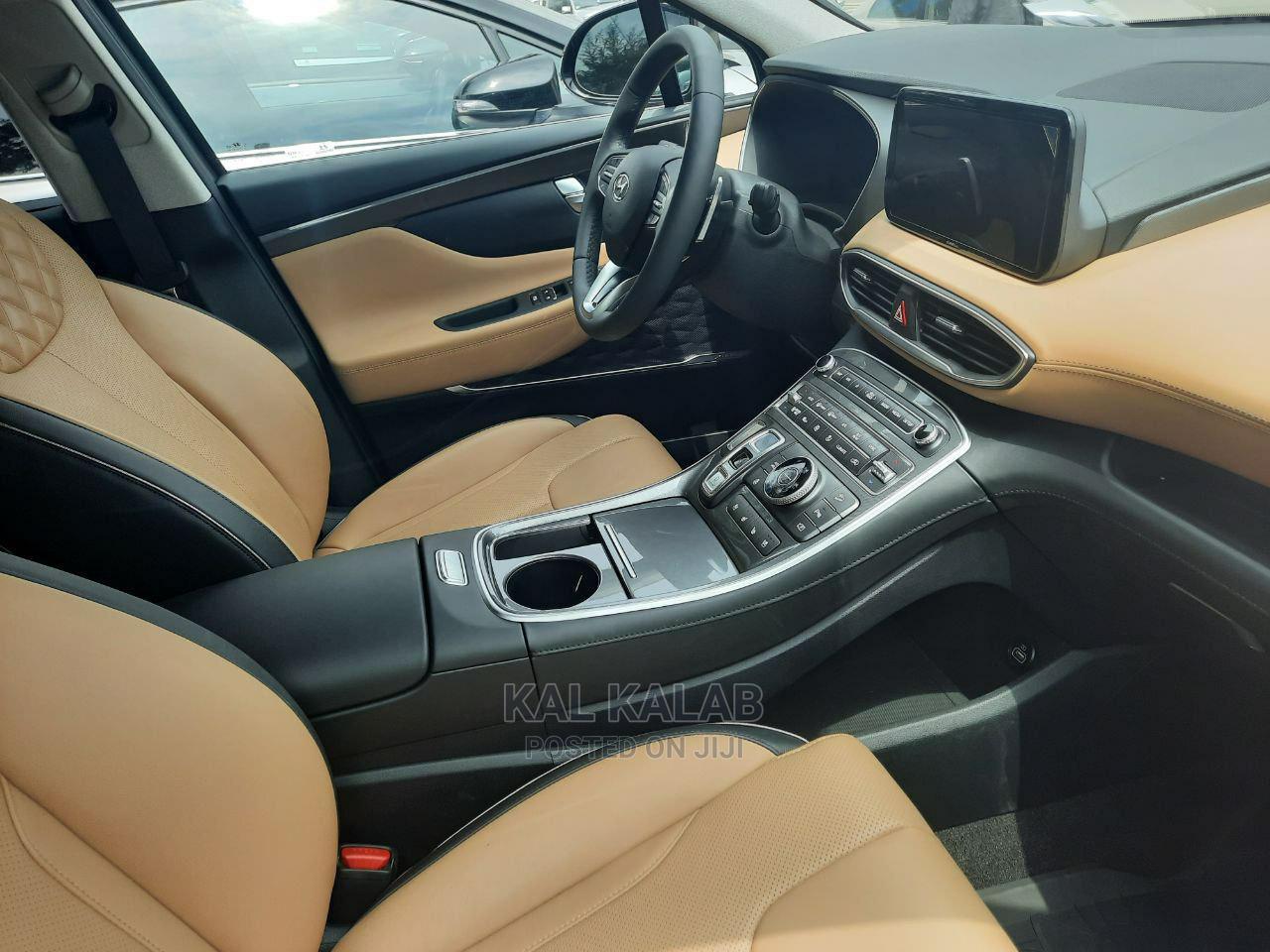 New Hyundai Santa Fe 2021 Black | Cars for sale in Bole, Addis Ababa, Ethiopia