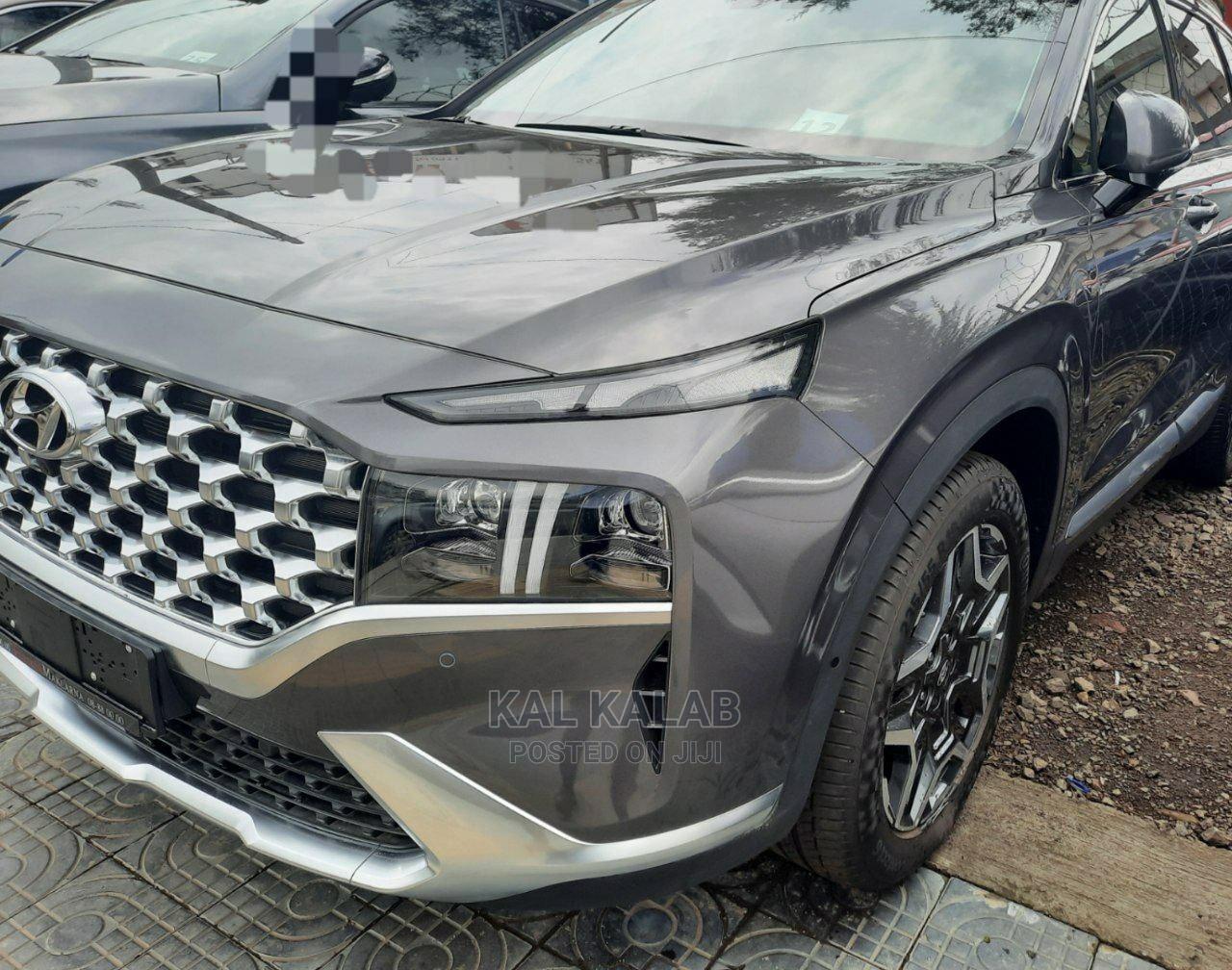 New Hyundai Santa Fe 2021 Black
