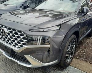 New Hyundai Santa Fe 2021 Black | Cars for sale in Addis Ababa, Bole